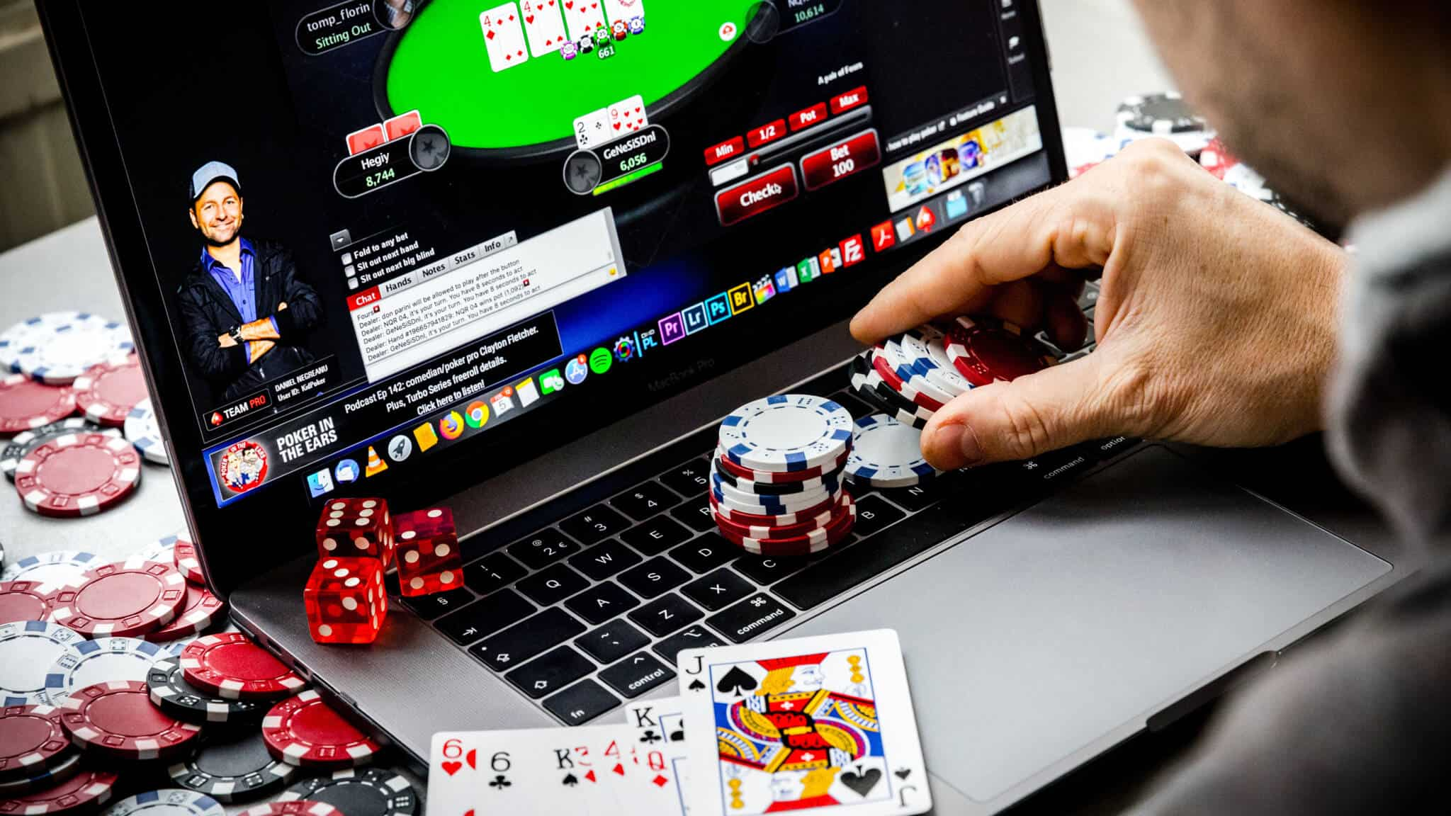 The Untold Tale On Online Gambling That You Should