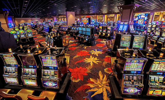 The Appeal Of Casino