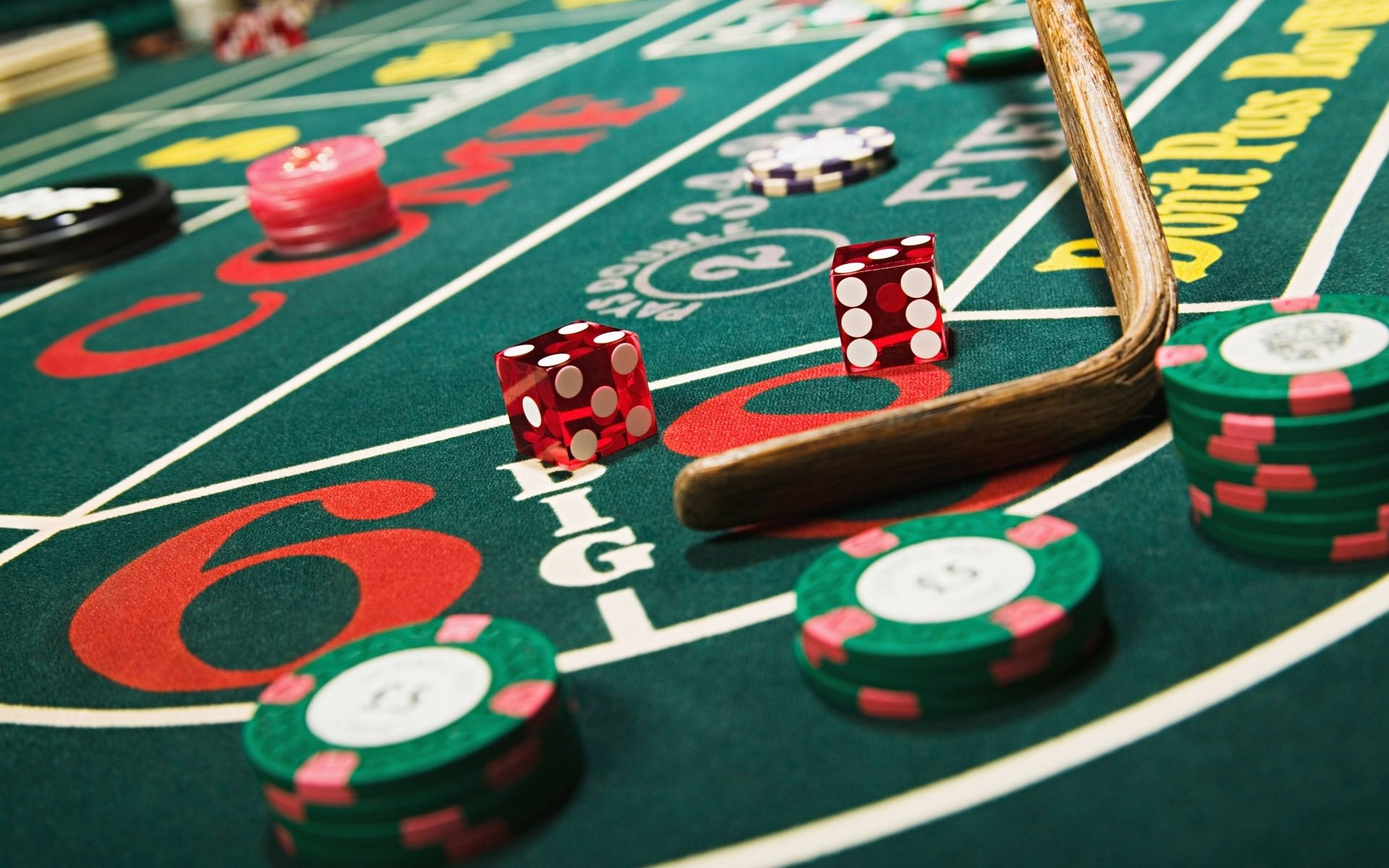 Finding Customers With Gambling