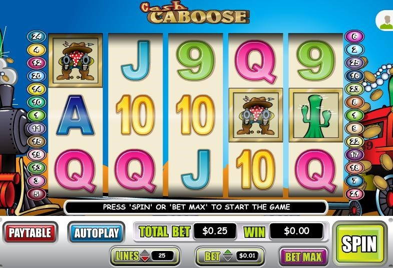 New Online Slot Machine Games from Microgaming